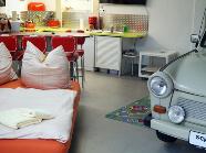Opas Garage als Ferienwohnung in Dresden Pieschen